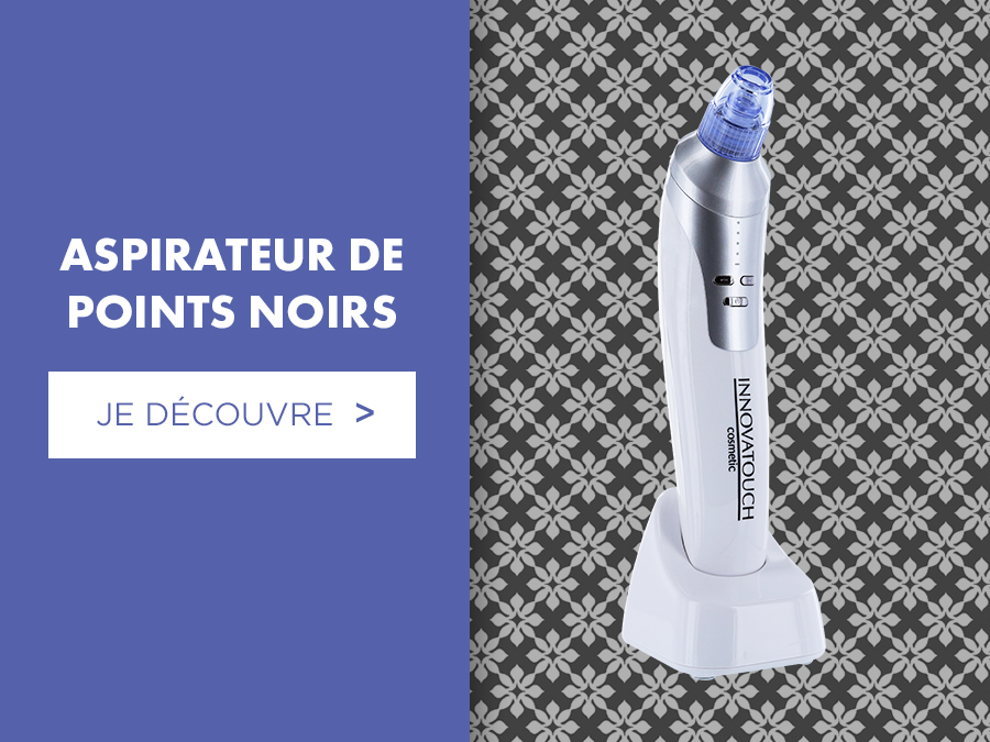 INNOVATOUCH Cosmetic Aspirateur de Points Noirs: