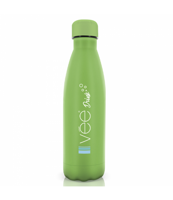 vee drink bouteille isotherme vert