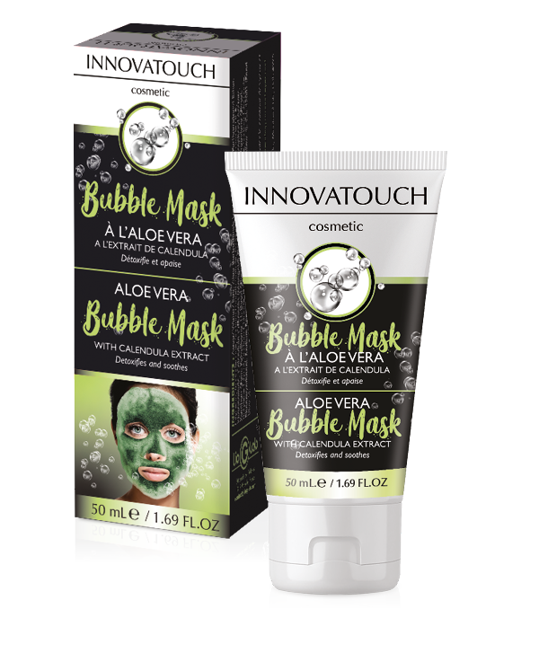 Bubbe mask aloe vera