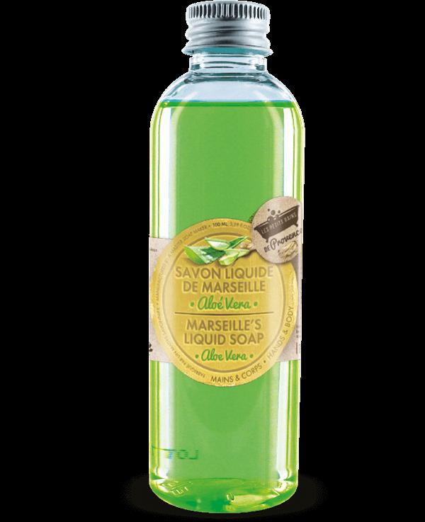 gel-douche aloe vera cadeau les petits bains de provence