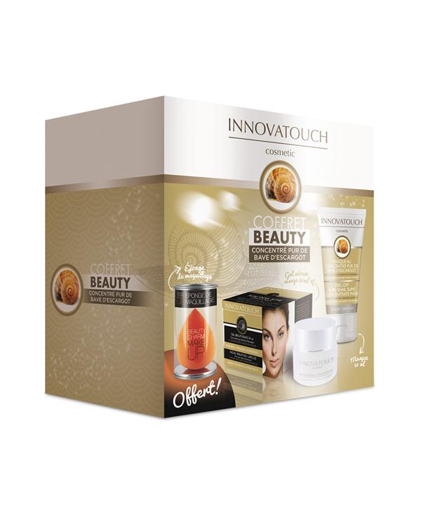 coffret beauty cadeaux bave escargot innovatouch