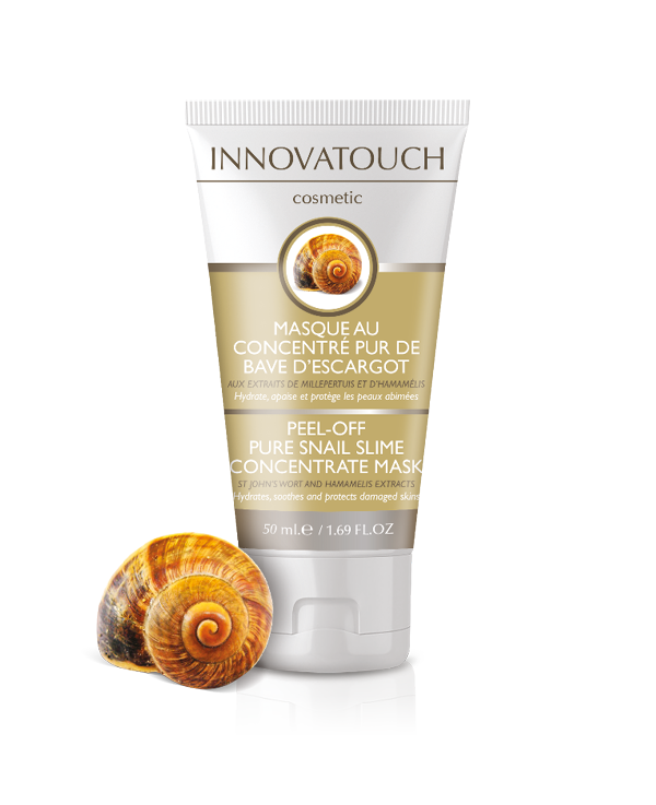 masque concentre bave escargot innovatouch