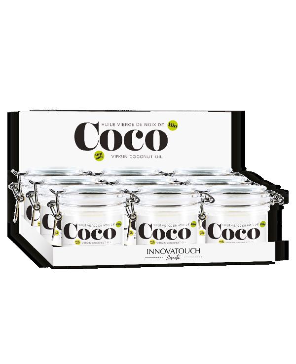 PLV huile vierge coco bio