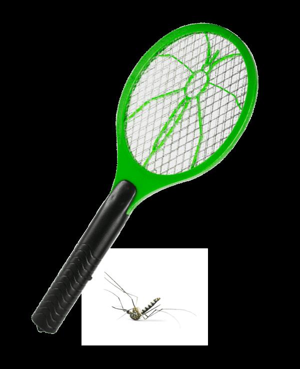 raquette electrique moustiques biostop