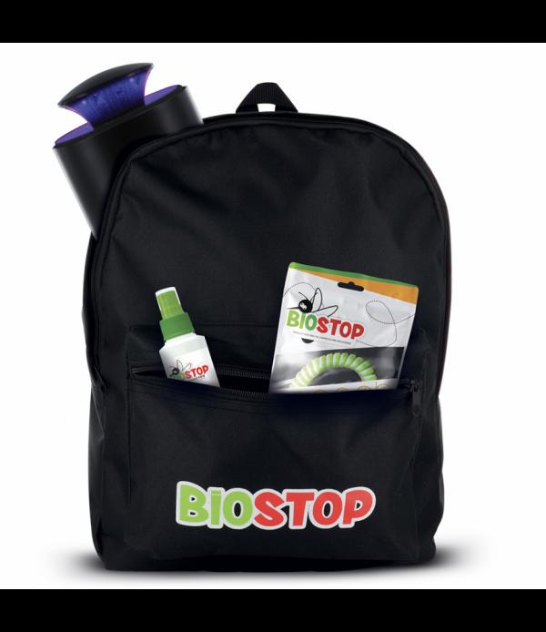 Sac à Dos 6 produits Biostop