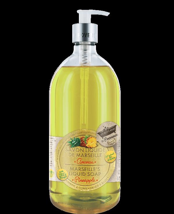 ananas savon liquide marseille