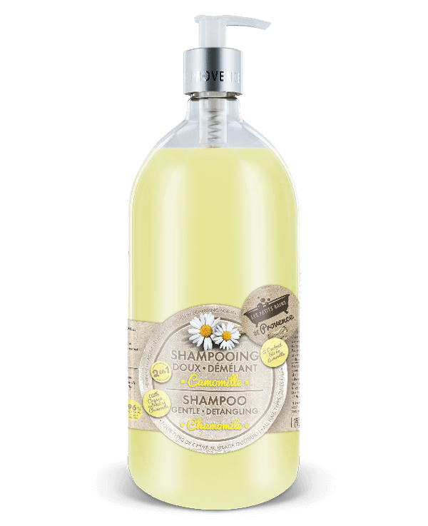 shampooing camomille petits bains de provence