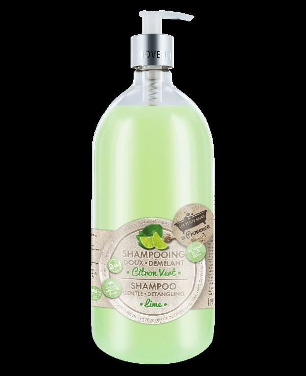 shampooing citron vert petits bains de provence